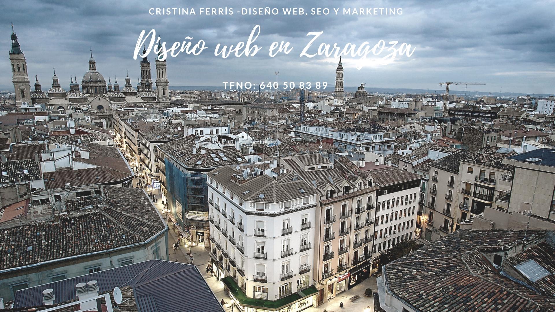 Diseño web en Zaragoza